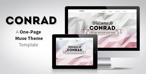 Conrad-One-Page-Muse-Theme