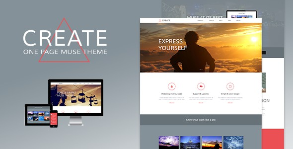 Create-One-Page-Muse-Theme
