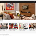 10+ Best Interior Design WordPress Themes 2017